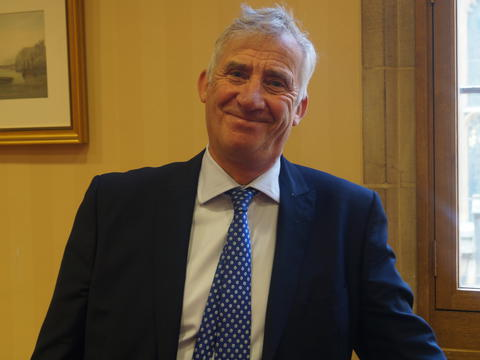 Lord Mike Storey, CBE